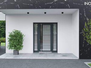 Aluminium Haustüren von Inotherm