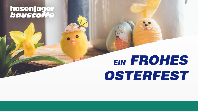 Ein frohes Osterfest!